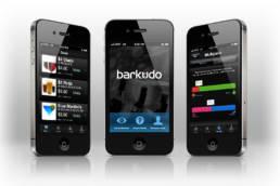Barkudo App UI Design
