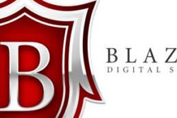 Blazmo Logo Design Concept